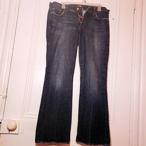 Distressed Lucky Brand Jeans - Size 10